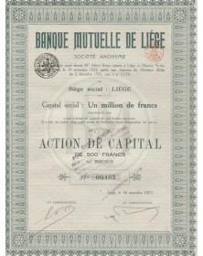 Banque Mutuelle de Liège