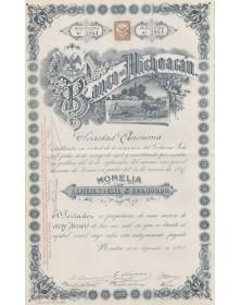 Banco de Michoacan S.A.