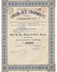 Union des Tramways