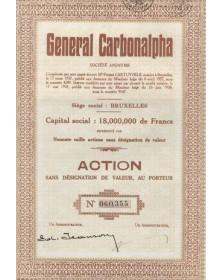 General Carbonalpha