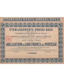 Ets Orosdi-Back (grands magasins)