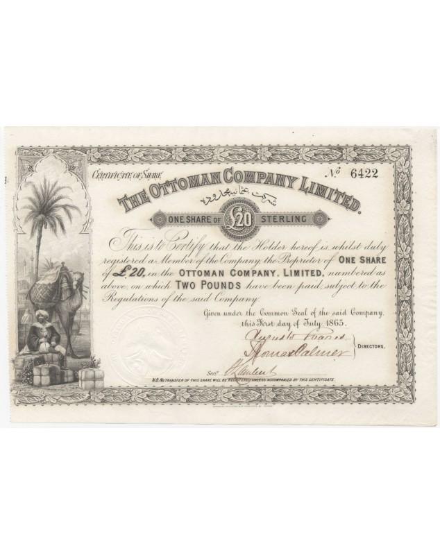 The Ottoman Company Ltd.