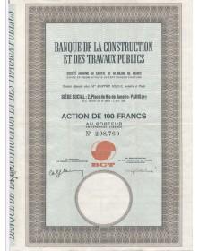 Banque de la Construction et des Travaux Publics (BCT)