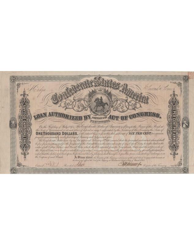 Confederate States of America - Second Series