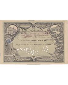 Credito y Docks de Barcelona - 1 Action 1910