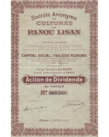 S.A. de Cultures de Panou Lisan