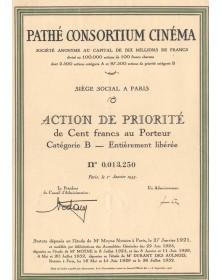 Pathé Consortium Cinéma