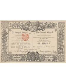 Le Comptoir Général Ltd, France England