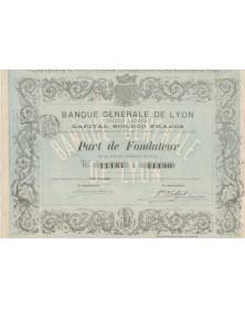 Banque Générale de Lyon