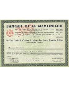 Banque de la Martinique