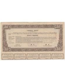 Republic of China - Liberty Bond 5$