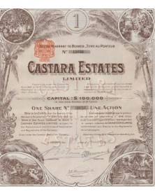 Castara Estates, Ltd. (Tobago)