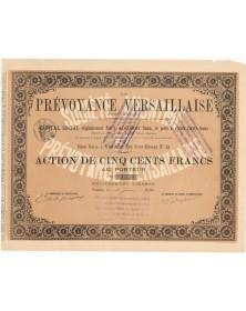 La Prévoyance Versaillaise S.A.