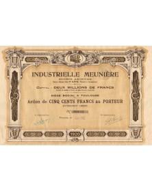 Industrielle Meunière S.A. (Toulouse)