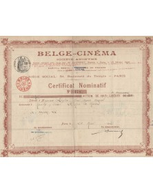 Belge-Cinema S.A.