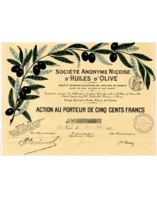 S.A. Niçoise d'Huiles d'Olive