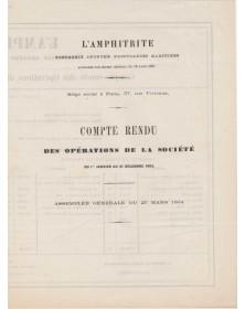 L'Amphitrite, Cie Anonyme d'Assurances Maritimes