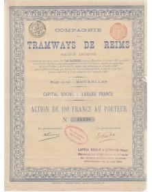Cie des Tramways de Reims