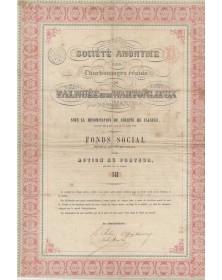 S.A. des Charbonnages Réunis de Falnuée et de Wartonlieux, Sté de Falnuée