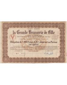 La Grande Brasserie de Lille