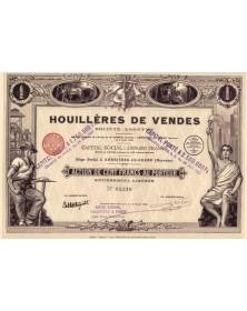 Houillères de Vendes S.A.