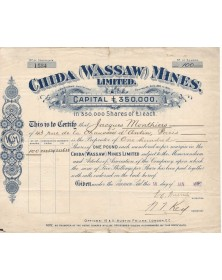 Chida (Wassaw) Mines Mtd.