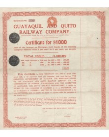 Guayaquil and Quito Railway Company