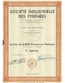 Sté Industrielle des Pyrénées