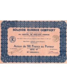 Solhide Rubber Company