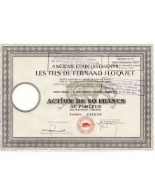 Anciens Ets Les Fils de Fernand Floquet