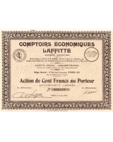 Comptoirs Economiques Laffitte