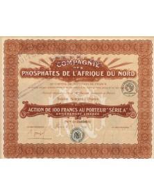 Produits Chimiques et Phosphates (Cie des Phosphates) de l'Afrique du Nord