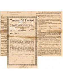 Tampico Oil Ltd