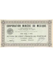 Corporation Minière du Mexique
