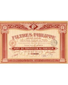 Filtres Philippe S.A.
