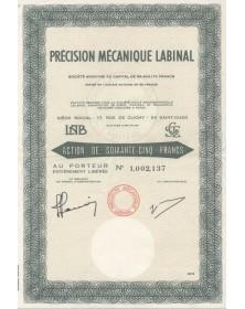 Précision Mécanique Labinal