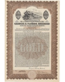 Georgia and Florida Railroad