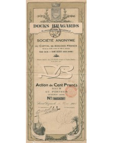 Docks Bragards - Alimentation Générale