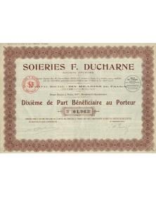copy of Soieries F. Ducharne