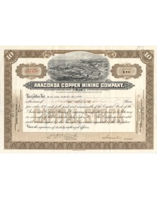 Anaconda Copper Mines Company