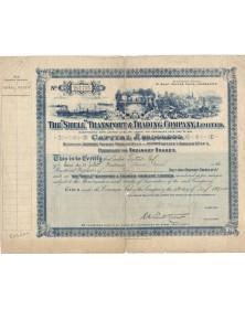 The ''Shell'' Transport & Trading Company Ltd. 1921