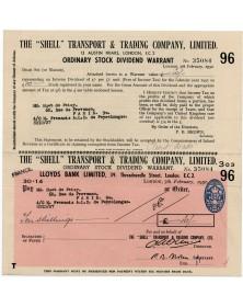 The ''Shell'' Transport & Trading Company Ltd.