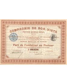 Companie de Boa-Vista,...