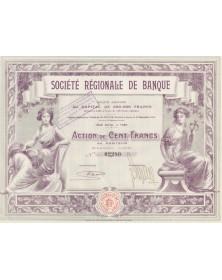 Société Régionale de Banque