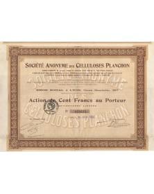 S.A. des Celluloses...