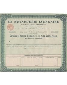 La Boyauderie Lyonnaise