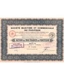 Sté Maritime et Commerciale...