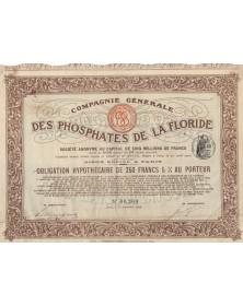 Cie Générale des Phosphates...