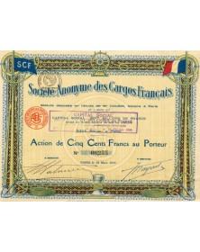 S.A. des Cargos Français