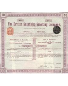 The British Sulphides-Smelting Company